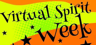 APR 19-23 IS VIRTUAL SPIRIT WEEK!