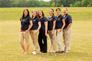 Lady Lion Golfers 2011- 2012
