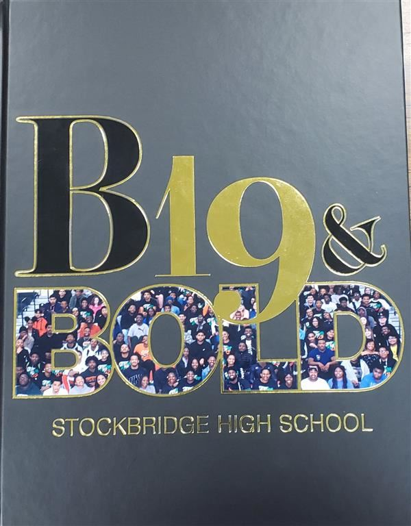SHS Legend Yearbook ~ 2018/2019 Edition