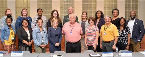 Middle High TOTY Advisory Council