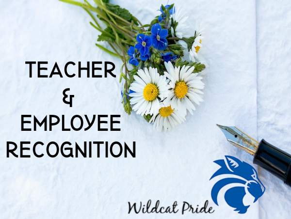 Teacher and Employee Recognition