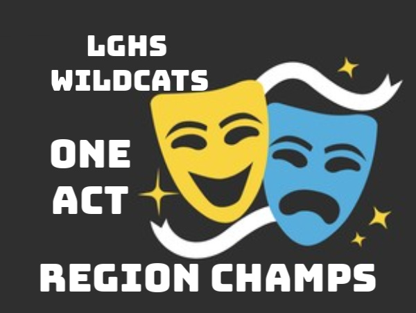 One Act Region CHAMPS