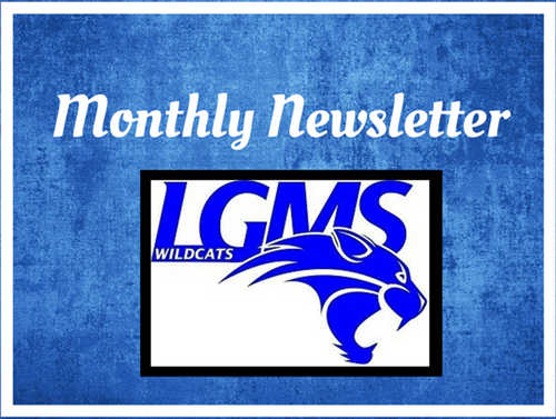 LGMS monthly newsletter