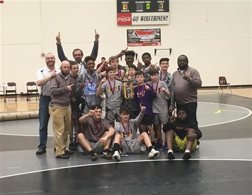 Traditional Tournament Champions 2019