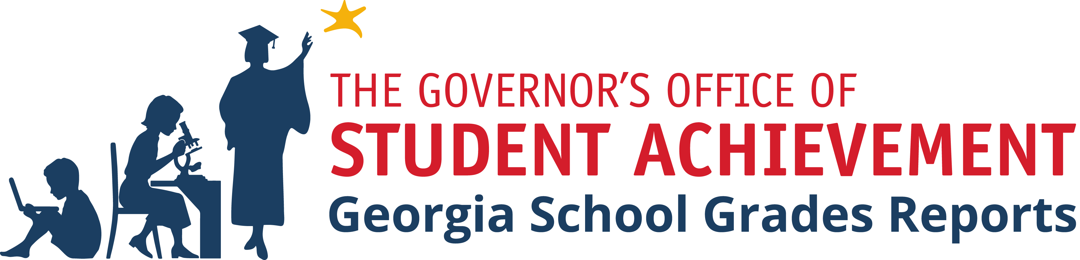 GA Governer's Office of School Achievement School Grades Reports