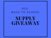 RCE Supply Giveaway