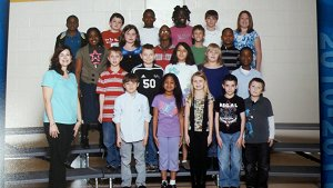 Ms. Taylor's Class 2010-2011