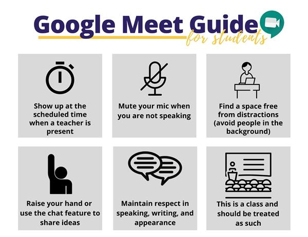 Google Meet Guide
