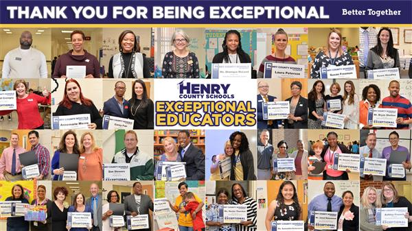 Exceptional Educators