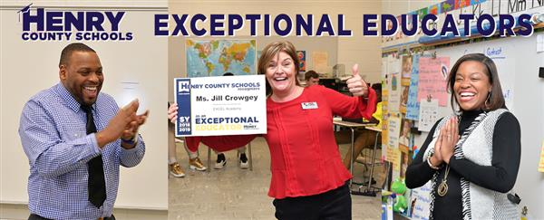 HCS Exceptional Educators