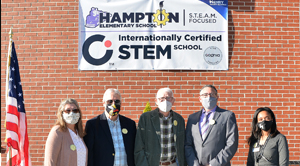 HES International STEM Certification Ceremony 11-19-2020