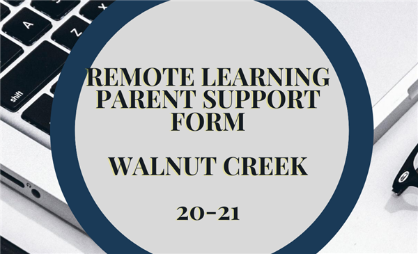 WCE Family Remote Learning Help
