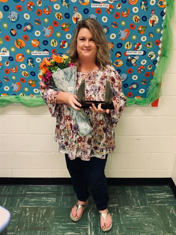 2019 Teacher of the Year