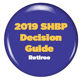 SHBP Decision Guide Retiree