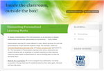 inside the classroom outside the box
