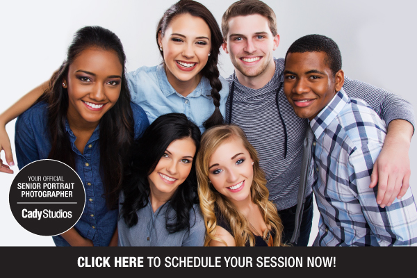 Class of 2020, Schedule Your Oct. 11 Portrait Session Now!