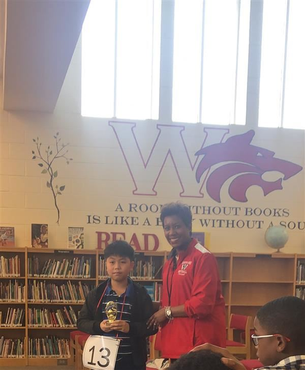 ***Congratulations to our 2019-2020 Spelling Bee Winner***