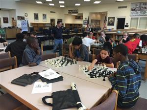 Our First Chess Tournament