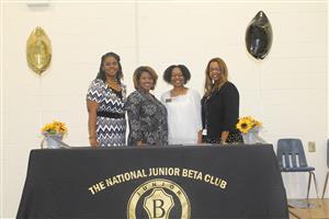 BETA Club / Junior Beta Club Induction Ceremony 2017-18