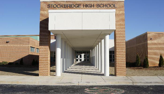 Image result for Stockbridge High School