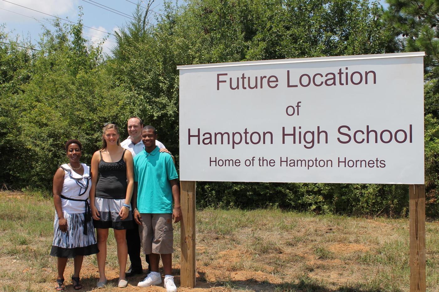 Hhs for Blackboard hampton
