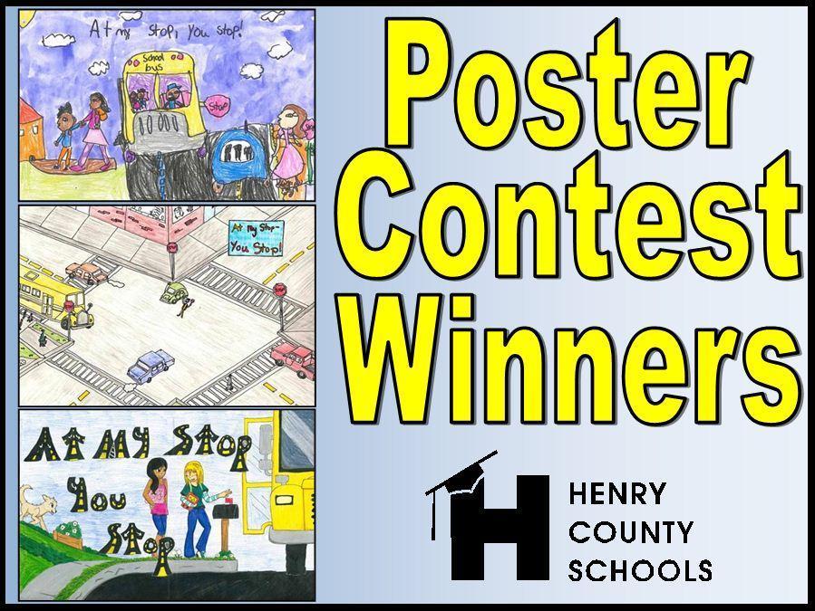 2009 | School Bus Poster Contest Winners | Traffic Safety School ...