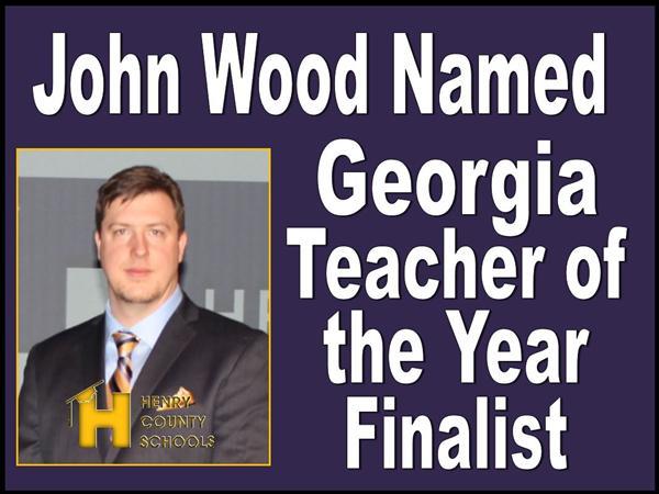 georgia teacher of the year essays
