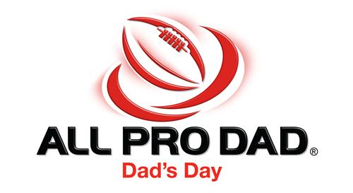 Click here to learn more about All Pro Dad.