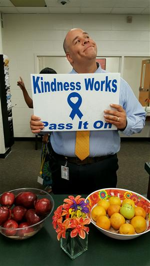Kindness Works! Pass It On!