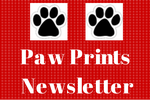 Paw Prints Newsletter