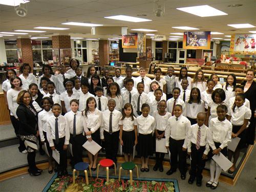 Dutchtown Elementary School Activities Beta Club
