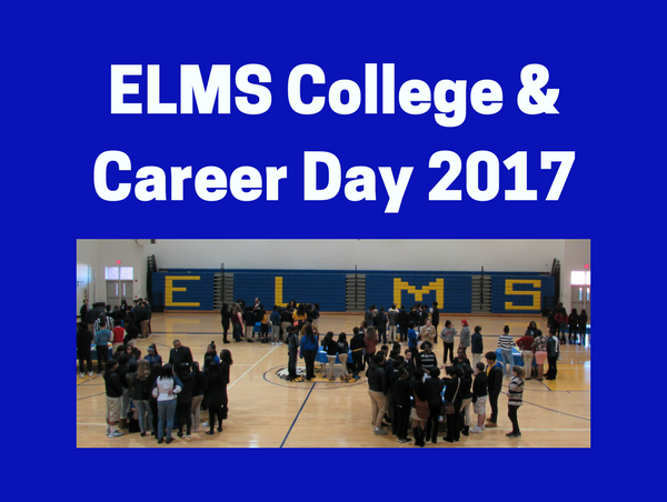 Headline: ELMS College and Career Day 2017