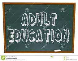 Adult Education Classes (GED)