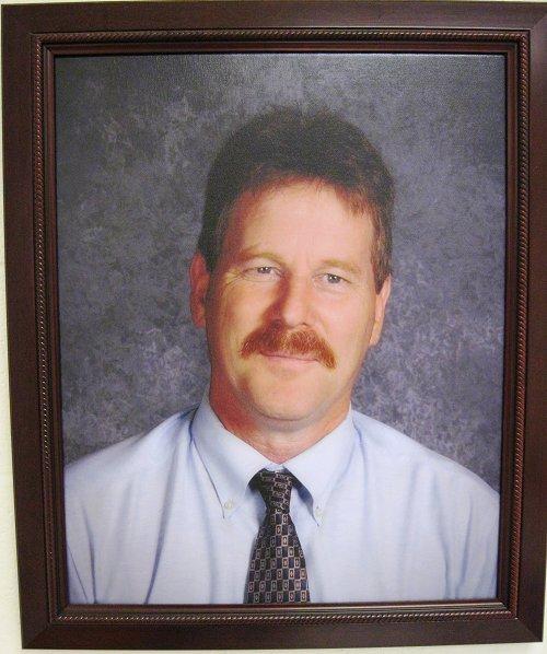 Principal Mike Hightower