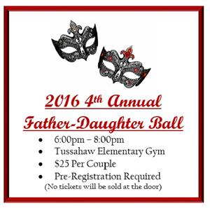 2016 Father-Daughter Dance