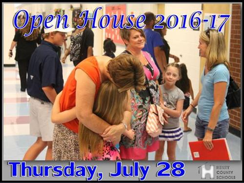 Open House 16-17