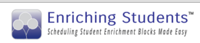 Enriching Students - Student login