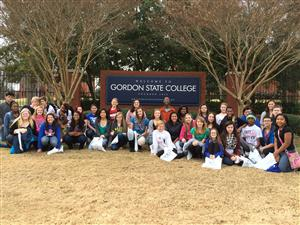 Gordon State College Visit