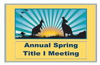 Annual Spring Meeting