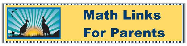 Parent Links for Math